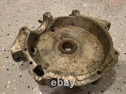 OEM Harley 1946 WL Left Side Engine Case Solo Frame Flat Head Trog