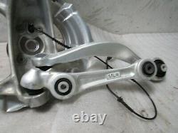 Oem 12-15 Bmw F10 M5 F06 F12 F13 M6 4.4l V8 Front Left Suspension Knuckle 12922