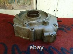 Oem Harley-davidson 1970 Shovelhead Left Side Engine Motor Crank Case
