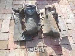 Porsche 914 Engine Sheet Metal (Left and Right Side) SET#4 FL