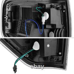 RAPTOR STYLE2009-2014 Ford F150 Black SMD LED Brake Stop Tail Light Lamp F-150