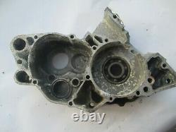 RM125 crank case LEFT side 1999 ERA