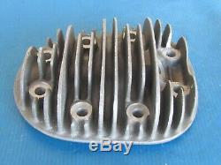 Rare Original Nos Aluminium Engine Head Left Side Bmw R6 R61