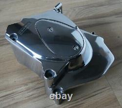 Restored 1976-80 kawasaki z1r kz1000 kz900 Chain Sprocket Cover engine motor oem