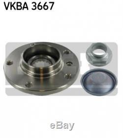 SKF 2 x Radlagersatz VKBA 3667 Vorderachse beidseitig BMW