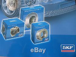SKF Radlagersatz / Radnabe BMW 5er E34/ 7er E32 2Satz für vorne VKBA3667
