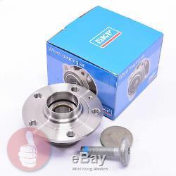 SKF Radlagersatz Radnabe mit ABS-Sensor VKBA 6650 Hinterachse