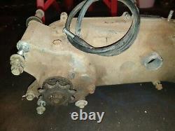 Suzuki Lt80 Lt 80. LEFT SIDE ENGINE CRANK CASE/GEAR BOX DAMAGE FREE