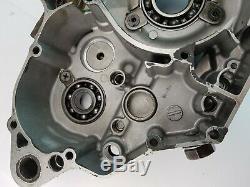 Suzuki Rm-z250 Rmz 250 2007 Engine Case Crankcase Set Lef Right Side 1130010882