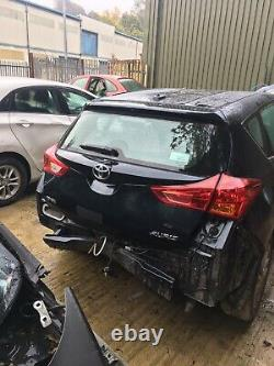 Toyota Auris 2014 Tailgate Bootlid Complete In Grey paint code 1H2
