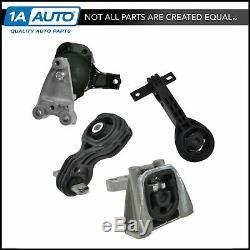 Transmission & Engine Mount Kit Set of 4 for 06-11 Honda Civic 1.8L AT