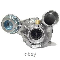 Turbocharger, Garrett, New Oem, Bmw, 2010-13 X5m/x6m, 4.4l V8 S63 Engine, Left Side