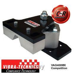 VW Golf Mk4 1.8T Vibra Technics LH Side Engine/Gbox Mount Comp VAG408MX