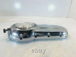 Victory Vision & Vegas Chrome Left Engine Motor Primary Clutch Side Cover