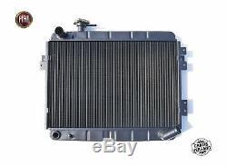 Wasserkühler Kühler Fiat 124 Spider 2,0 Motor 2000 Radiator Motorkühler 79-83