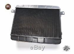 Wasserkühler Kühler Fiat 124 Spider As Bs Cs1 1400 1600 Motorkühler 1966-78 Neu