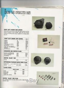 YOSHIMURA Starter Clutch Cover 86-92 GSXR750 Left Side Engine 86-88 GSXR1100