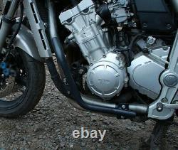 Yamaha FZ1 Fazer FZS1000 Crash bars Engine guard + Luggage Racks Side carriers