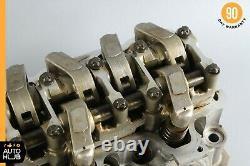 02-04 Mercedes Slk32 C32 Amg Gauche Driver Engine Motor Cylinder Head Camshaft Oem