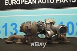 03-06 W220 W215 MB S600 Cl600 Côté Gauche Du Moteur Turbocompresseur Turbo Assemblée