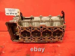 04-06 Audi S4 Quattro Oem Côté Gauche Moteur Tête Assemblage 4.2 V8