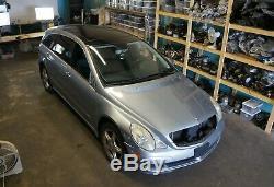 06-2012 Mercedes W251 R350 Haut-parleurs Complets Sons Aigus Du Caisson De Basses De 12 Jeu