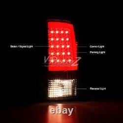 07-13 Gmc Sierra Plug & Play Erreur Gratuite Led Signal De Freinage Feux De Queue Gauche+droite