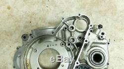 14 Suzuki Dr650 Se Dr 650 Cas De Carter De Moteur Côté Gauche De Bloquer L'extrémité Inférieure