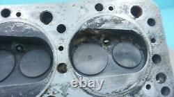 1972 Mercedes-benz 350sl R107, Euro M116 Engine Left Side Cylinder Head