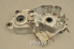 1997 Honda Cr125 Cr 125 Left Side Engine Crank Case Crankcase Half Bottom End