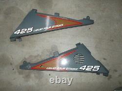 1997 Polaris Magnum 425 4x4 Left Right Side Engine Motor Covers Panels Shields Polaris Magnum 425 4x4 Left Right Side Engine Motor Covers Panels Shields