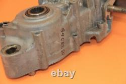 1999 98-99 Cr250r Cr250 Oem Côté Gauche Crank Case Engine Bottom End Carter Block