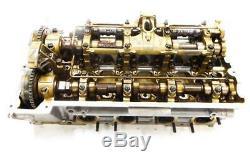 2002-2003 Bmw 745i 745li V8 4.4l N62 Moteur Gauche Côté Conducteur Culasse Moteur
