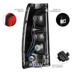 2003-2006 Chevy Silverado 1500 2500hd 3500hd 6pc Front+rear Phares Tail Lampe