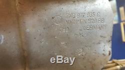 2003 Ford Galaxy 1.9 Tdi Asz 130 Turbo 2 Bhp Capteurs Boost 1j0906627a 1j0906283c
