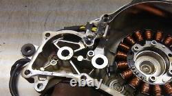 2003 Honda Shadow Spirit 750 Moteur Couverture Latérale Gauche W Stator - Boulons Vt750 V1-9