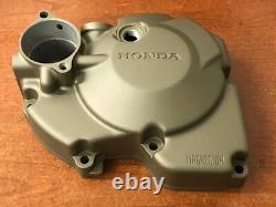 2004-2008 Honda Crf250r 250x 250 Côté Gauche Couvercle Du Moteur De Caisse 11340-krn-670 Oem