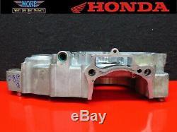 2005 Honda Crf450 Côté Gauche Manivelle Crankcase Case Bas Fin Moteur Crf450r