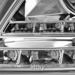 2008 2009 2010 2011 Mercedes Benz W204 C-class C250 C300 C350 Euro Phare Led