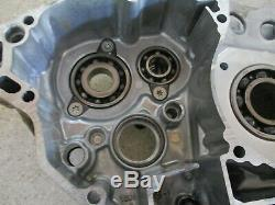 2011 Kawasaki Kx250f Gauche Moteur Side Demi Case, Case Stator Side Oem, Mx69