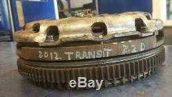 2012 Ford Transit 2.2 Cdti 100 T260 Diesel Volant Bimasse Kit D'embrayage Luk