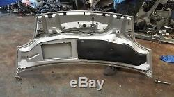 2012 Opel Vivaro 2.0 Cdti 147 Silver Bonnet Comme Sur Les Photos De Nice