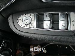 2015 Mercedes W205 Aile Miroir Côté Passager Gauche Amg Ligne Électrique Pliant M2149