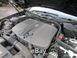 2017 Mercedes Cls W218 2.1 Moteur Avec Pompe De Carburant Et Injecteurs 651,010 M2907