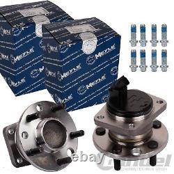2x Meyle Radlager Radnabe Hinten Mit Int. Abs-sensor Ford Mondeo III B5y/b4y/bwy