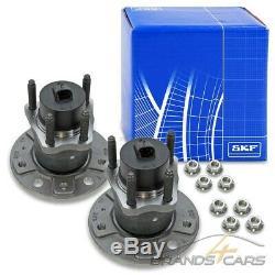 2x Skf Radlagersatz Mit Radnabe Hinten Für Opel Astra G Combo 1.7 Cdti 01/08 Au 02/02