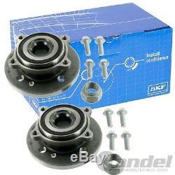 2x Skf Radlagersatz Vorne Mini (r50 R52 R53 R55 R56 R57 R58 R59)