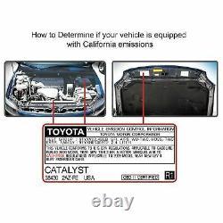 49136 Magnaflow Catalytic Convertisseur Conducteur Avant Ou Côté Passager Nouveau Rh Lh