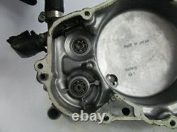 89 04 Kawasaki Kx500 Kx 500 Porte-temps Côté Moteur
