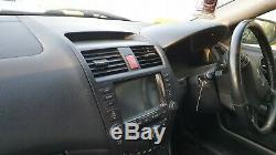 Accord 2005 Honda Sat Nav Système Multimédia Véritable Carte Changeur CD Téléguidés
